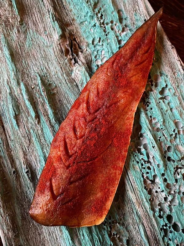 Oak Smoked Mackerel Fillets - Paprika