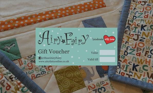 Airy Fairy Gift Voucher